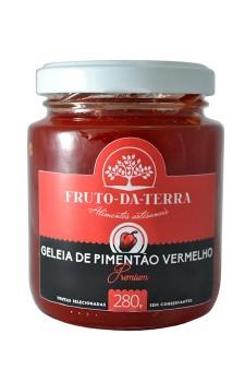 Geleia de Pimentão Vermelho