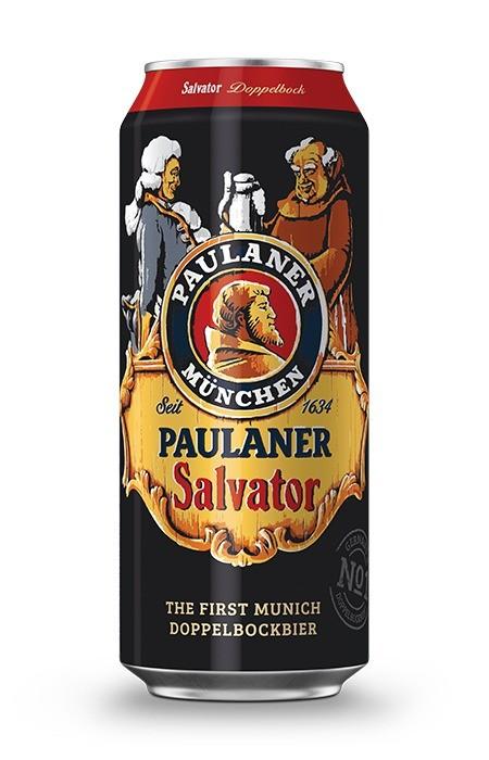 Paulaner Salvator lata