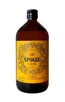 Apogee Gin Citrus com Infusão de Tangerina e Laranja Valência