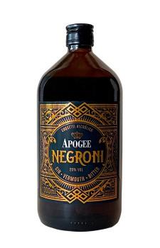 Apogee Negroni: Gin, Vermute e Bitter